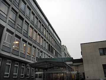Department of Computer Sciences, Ljubljana University