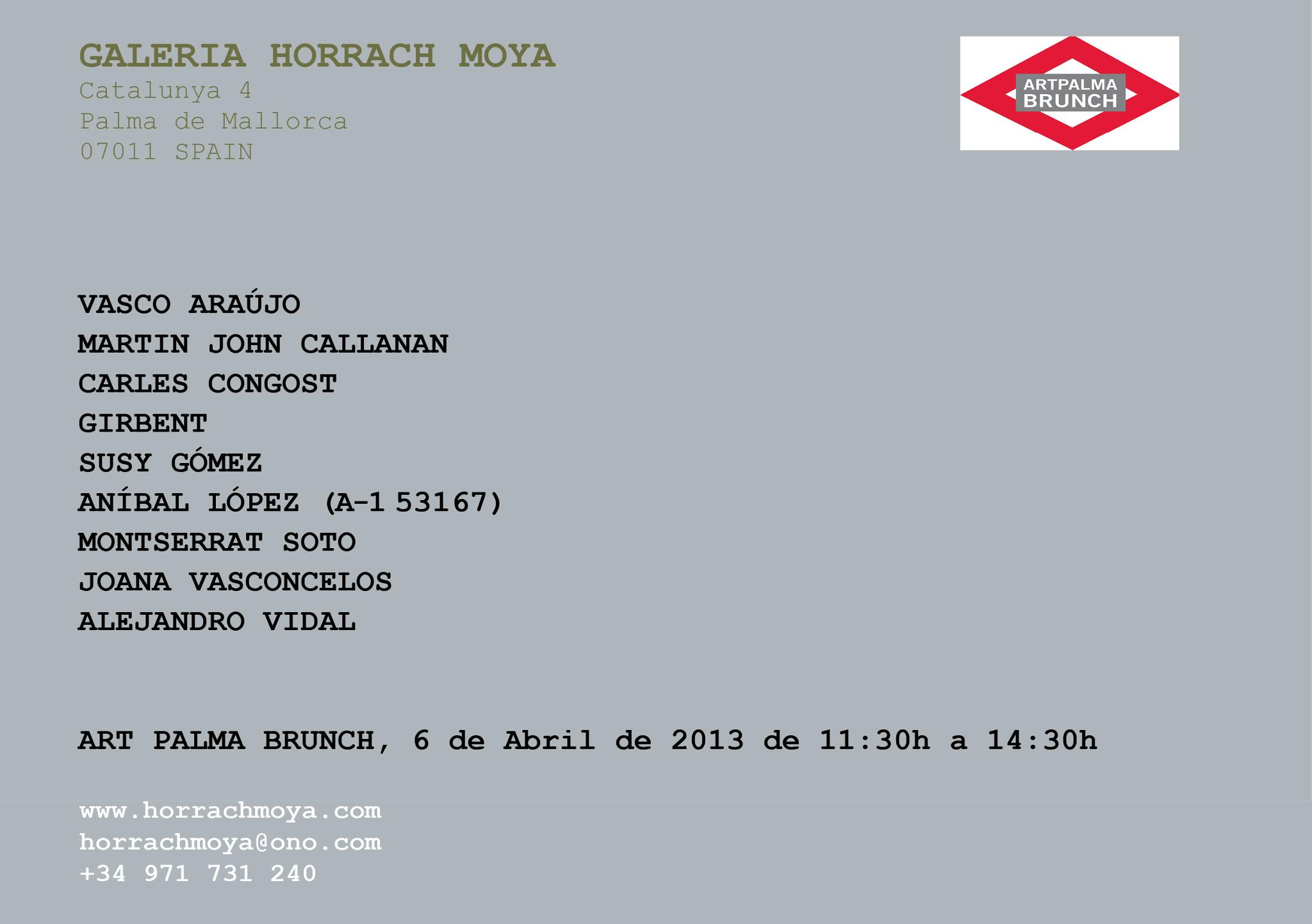horrach moya art brunch palma