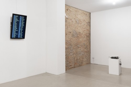 A Planetary Order, Galerie Christian Ehrentraut, Berlin