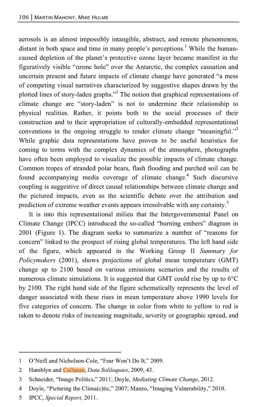 Image Politics of Climate Change: Visualizations, Imaginations, Documentations [Paperback] Birgit Schneider (Editor), Thomas Nocke (Editor)